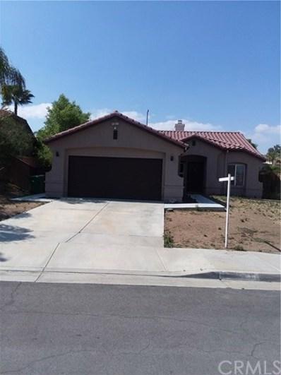 25106 Wooden Gate Drive, Menifee, CA 92584 - MLS#: IV19120274