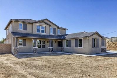 16855 Suttles Drive, Riverside, CA 92504 - MLS#: IV19122221