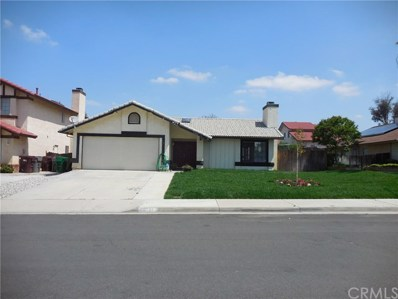 26348 Bodega Court, Moreno Valley, CA 92555 - MLS#: IV19124216
