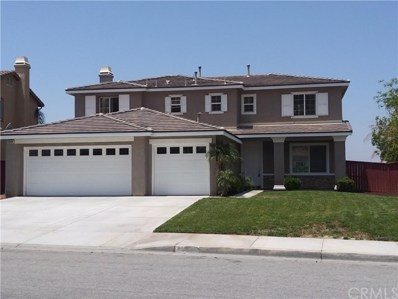 16699 Fox Trot Lane, Moreno Valley, CA 92555 - MLS#: IV19129022