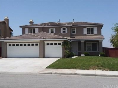 16699 Fox Trot Lane, Moreno Valley, CA 92555 - MLS#: IV19129022