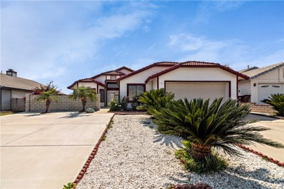 13047 Napa Valley Court, Moreno Valley, CA 92555 - MLS#: IV19131132