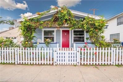614 Orange Avenue, Huntington Beach, CA 92648 - MLS#: IV19131147