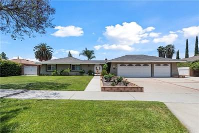 1240 Via Pintada, Riverside, CA 92507 - MLS#: IV19133334