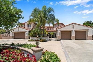 6407 Dulcet Place, Riverside, CA 92506 - MLS#: IV19134399
