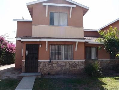 12 Jackrabbit Lane, Carson, CA 90745 - MLS#: IV19136047