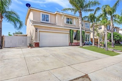 15741 Athena Drive, Fontana, CA 92336 - MLS#: IV19138080