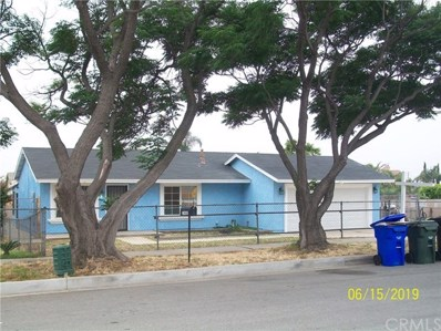 16205 Ramona Avenue, Fontana, CA 92336 - MLS#: IV19142521