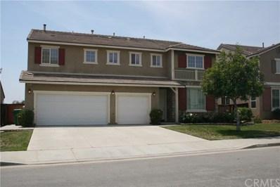 26472 Clydesdale Lane, Moreno Valley, CA 92555 - MLS#: IV19142968