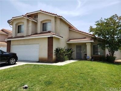25921 Blueleaf Street, Moreno Valley, CA 92553 - MLS#: IV19144453