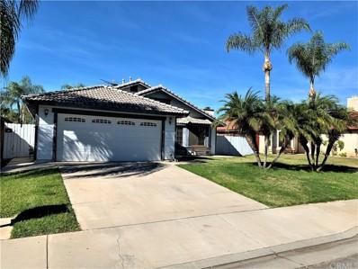 13399 Burney Pass Drive, Moreno Valley, CA 92555 - MLS#: IV19144898