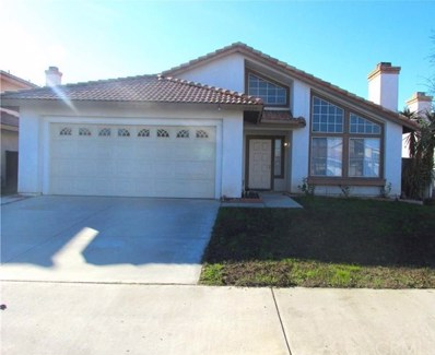 12829 Lambeth Street, Moreno Valley, CA 92553 - MLS#: IV19146023