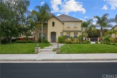 8646 Mill Pond Place, Riverside, CA 92508 - MLS#: IV19149033