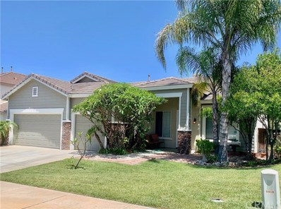 19377 Mt Wasatch Drive, Riverside, CA 92508 - MLS#: IV19149249
