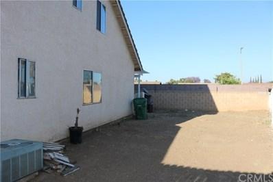 23496 Rolanda Drive, Moreno Valley, CA 92553 - MLS#: IV19149788