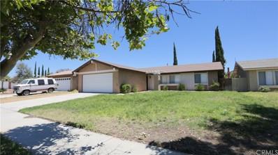 13634 New Haven Drive, Moreno Valley, CA 92553 - MLS#: IV19149976