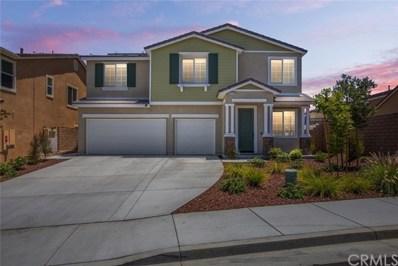 30340 Goldenrain Drive, Menifee, CA 92584 - MLS#: IV19150099