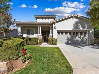 24000 Augusta Drive, Corona, CA 92883 - MLS#: IV19150836