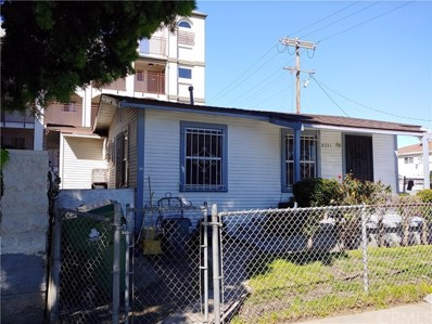 8319 S Hoover Street, Los Angeles, CA 90044 - #: IV19151839