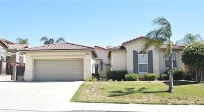 23463 Presidio Hills Drive, Moreno Valley, CA 92557 - MLS#: IV19155568