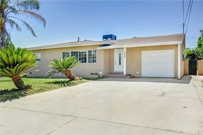 538 N Oakdale Avenue, Rialto, CA 92376 - MLS#: IV19156577