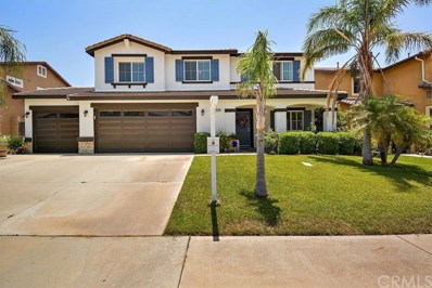 15421 Hamilton, Fontana, CA 92336 - MLS#: IV19161546