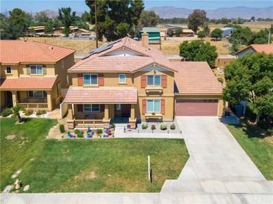 1312 Enchanted Trail, San Jacinto, CA 92582 - MLS#: IV19161768