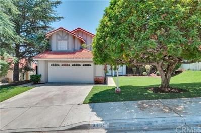 9481 Stone Canyon Road, Corona, CA 92883 - MLS#: IV19165042