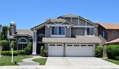 16317 E Peak Court, Riverside, CA 92503 - MLS#: IV19166149