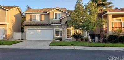 1217 Mira Valle Street, Corona, CA 92879 - MLS#: IV19166552