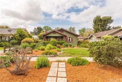 4022 Larchwood Place, Riverside, CA 92506 - MLS#: IV19167821