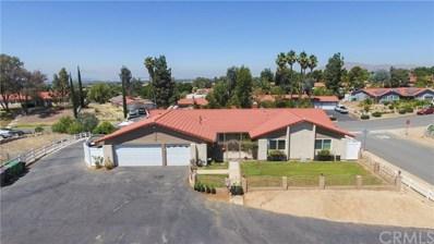 26841 Prairie Dog Lane, Moreno Valley, CA 92555 - MLS#: IV19170292