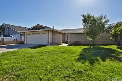 13372 Fieldcrest Court, Moreno Valley, CA 92553 - MLS#: IV19170749