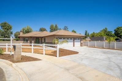 4635 Duarte Court, Riverside, CA 92505 - MLS#: IV19173596