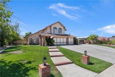 617 Peachwood Place, Riverside, CA 92506 - MLS#: IV19178262