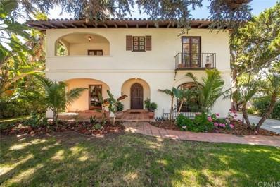 2280 E Orange Grove Boulevard, Pasadena, CA 91104 - MLS#: IV19182817