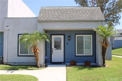 1520 Coulston St UNIT 12, San Bernardino, CA 92408 - MLS#: IV19183288