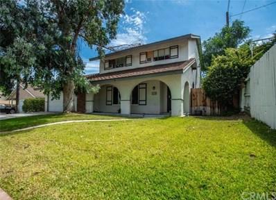 1625 Taylor Avenue, Corona, CA 92882 - MLS#: IV19183640