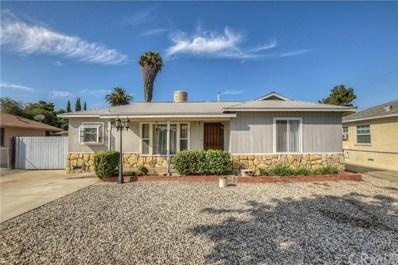 3856 Stansell Drive, Riverside, CA 92501 - MLS#: IV19185431