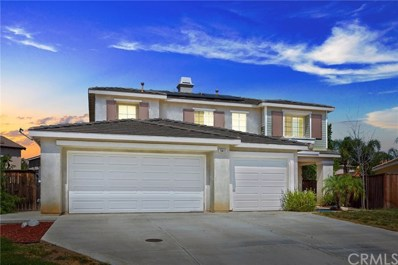 15411 Calle Castano, Moreno Valley, CA 92555 - MLS#: IV19186370