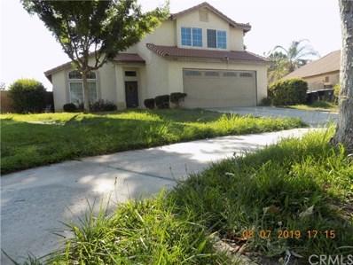 815 Kalima Lane, Hemet, CA 92543 - MLS#: IV19190031