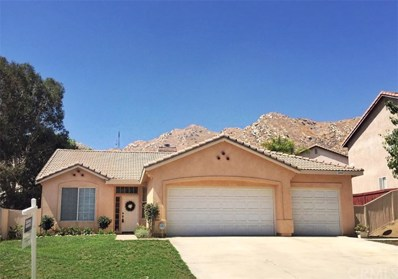 22555 Country Crest Drive, Moreno Valley, CA 92557 - MLS#: IV19196129