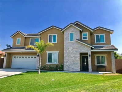 16637 Atlas Lane, Fontana, CA 92335 - MLS#: IV19196579