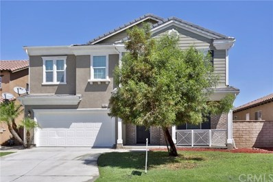 25922 Via Elegante, Moreno Valley, CA 92551 - MLS#: IV19197848