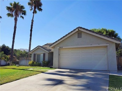 25613 Buena Fortuna Lane, Moreno Valley, CA 92551 - MLS#: IV19199954