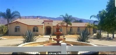 1227 N De Anza Drive, San Jacinto, CA 92582 - MLS#: IV19200699