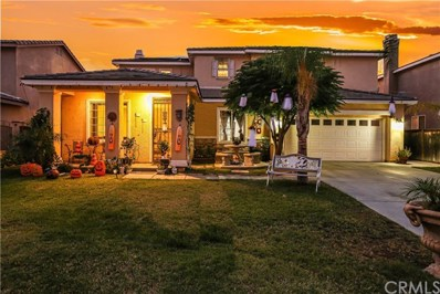 16997 Cleveland Bay Way, Moreno Valley, CA 92555 - MLS#: IV19204368