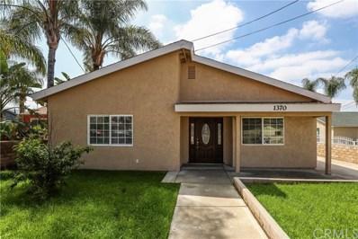 1370 Villa Street, Riverside, CA 92507 - MLS#: IV19207791