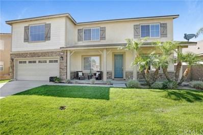 6271 Ruby Crest Way, Eastvale, CA 91752 - MLS#: IV19210265