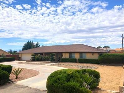 16300 Tao Road, Apple Valley, CA 92307 - MLS#: IV19211678